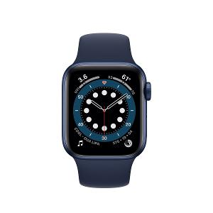 APPLE WATCH SERIES 6 GPS 40MM BLUE NAVY SP BAND