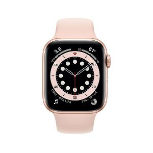 Apple Watch Series 6 GPS 44MM Gold Pink SP Band