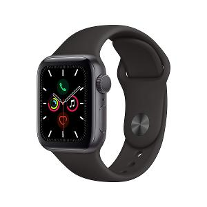 APPLE WATCH SERIES 5 GPS 44MM GREY SP BAND