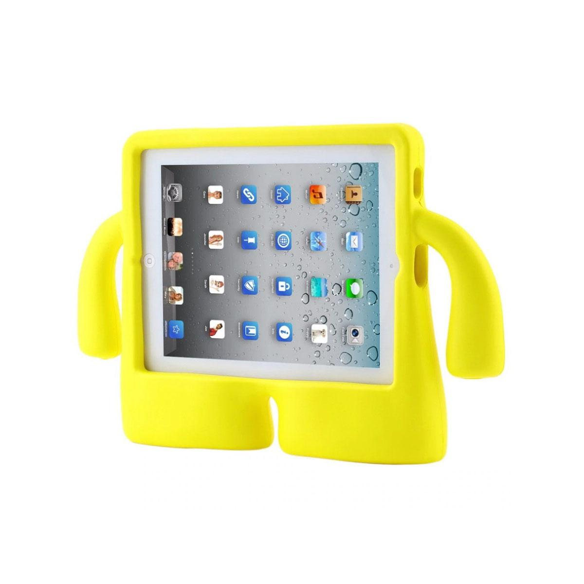 Apple iPad Air-8th Case For Kids - Yellow