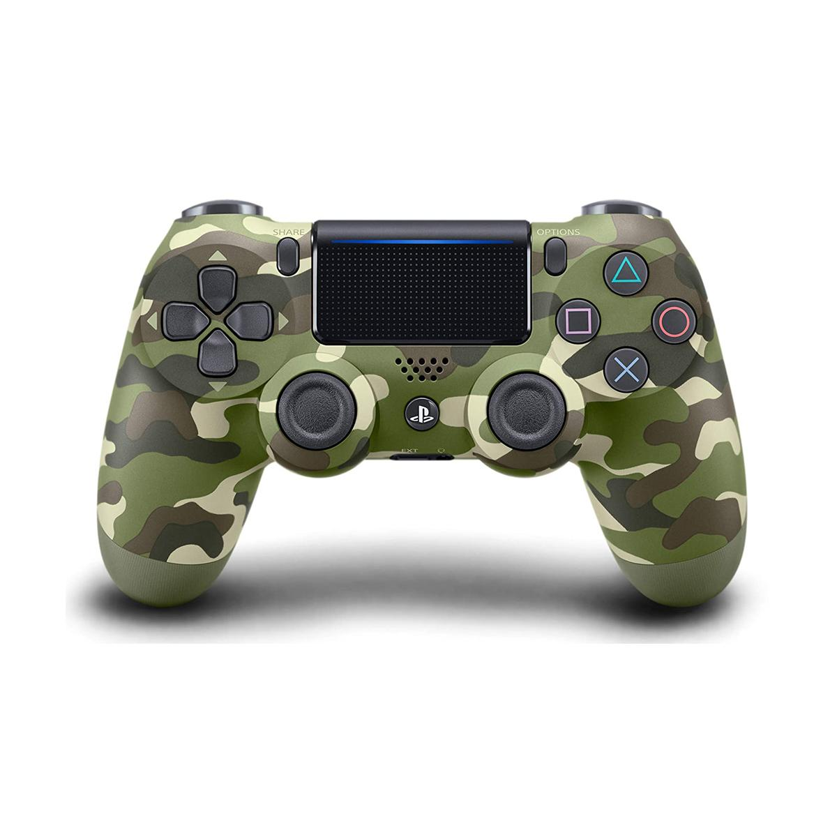 Sony PS4 Wireless Controller - Camouflage Green