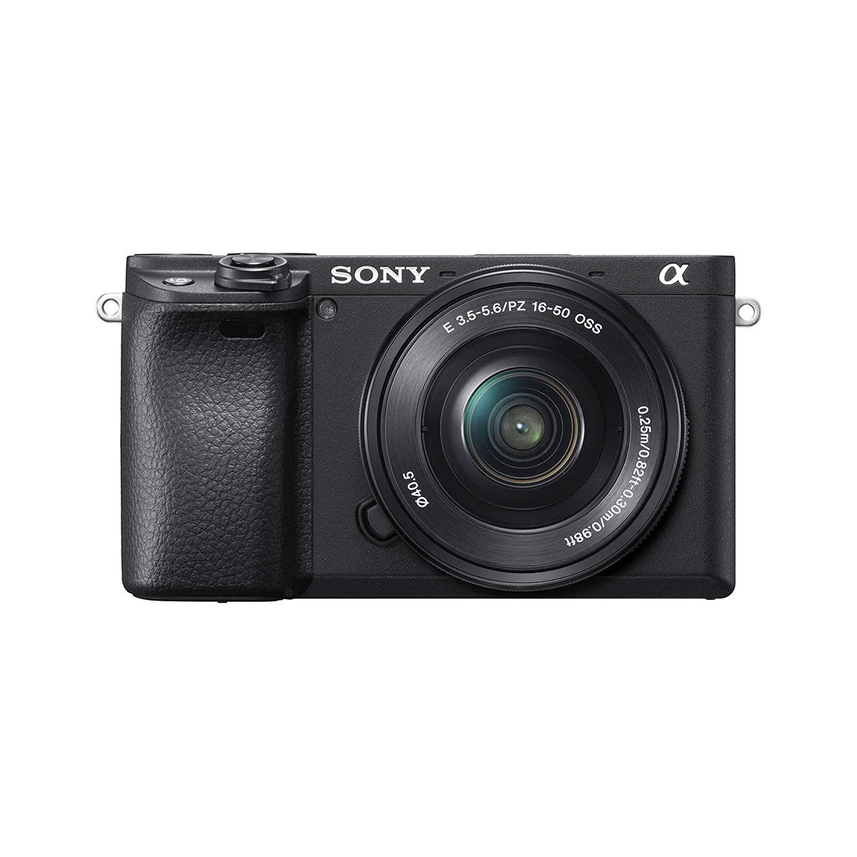 Sony A6100 APS-C Camera with Fast AF