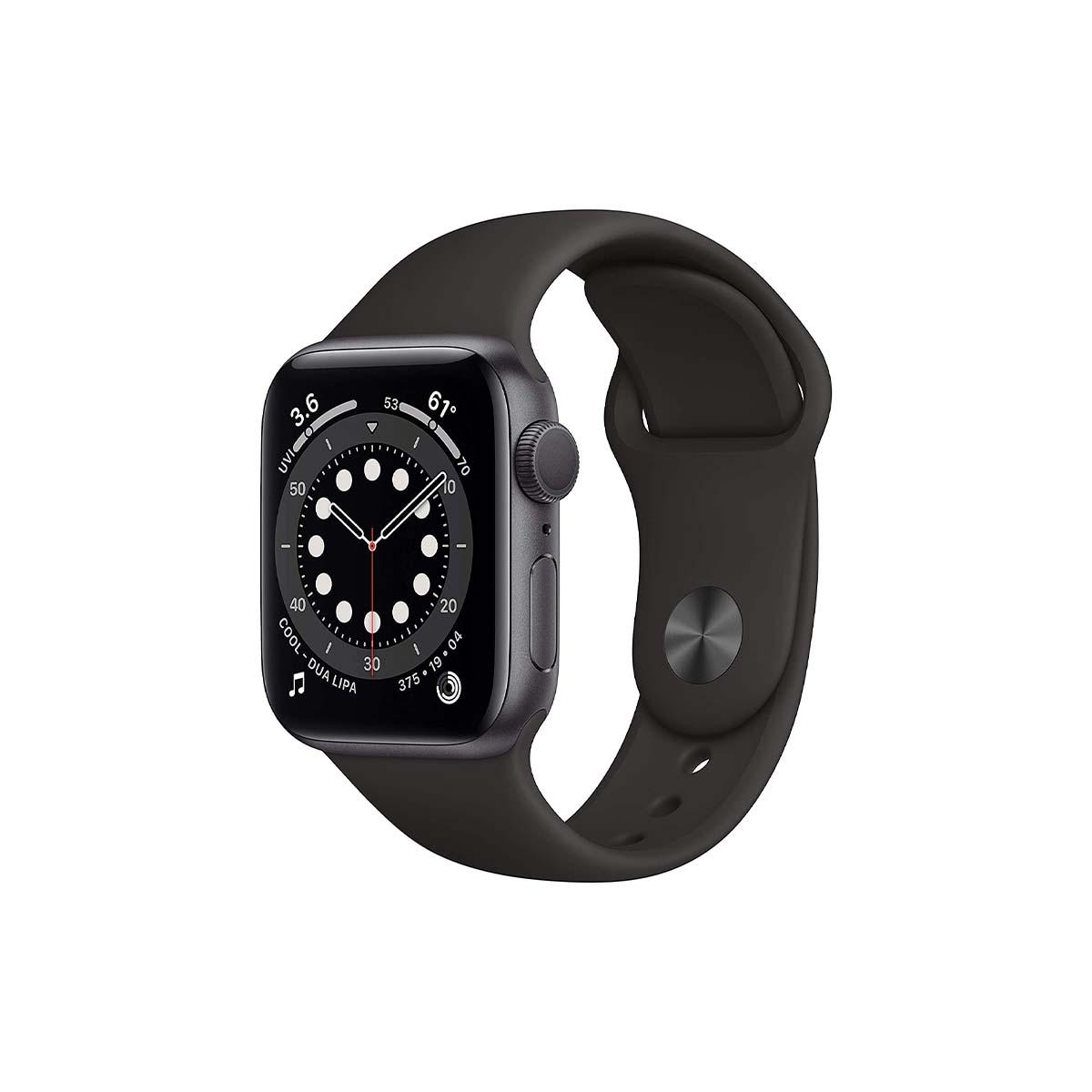 Apple Watch Series 6 GPS 40mm Gray  SP Band