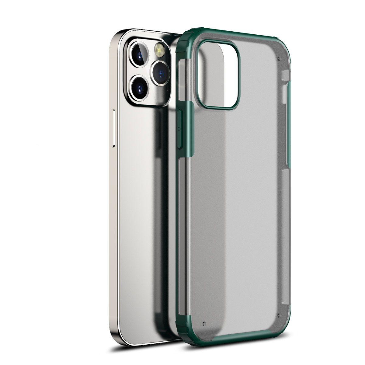 Devia Pioneer Shockproof Case for iPhone 12 Pro Max - Green