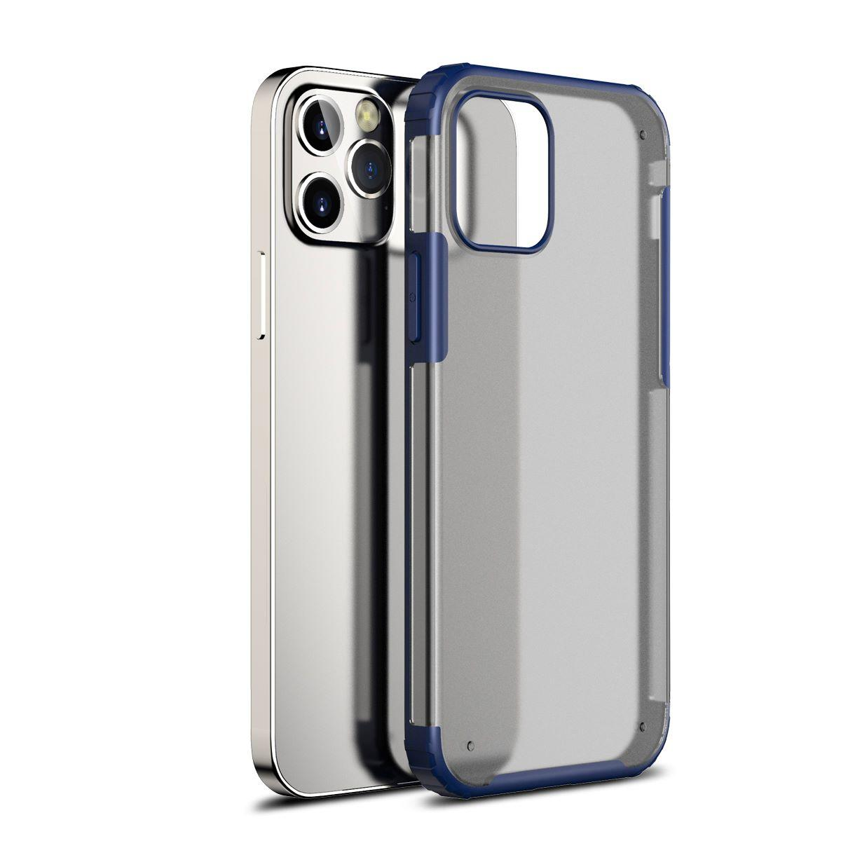 Devia Pioneer Shockproof Case for iPhone 12 Pro Max - Blue