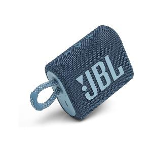 JBL GO3 PORTABLE WIRELESS SPEAKER-BLUE