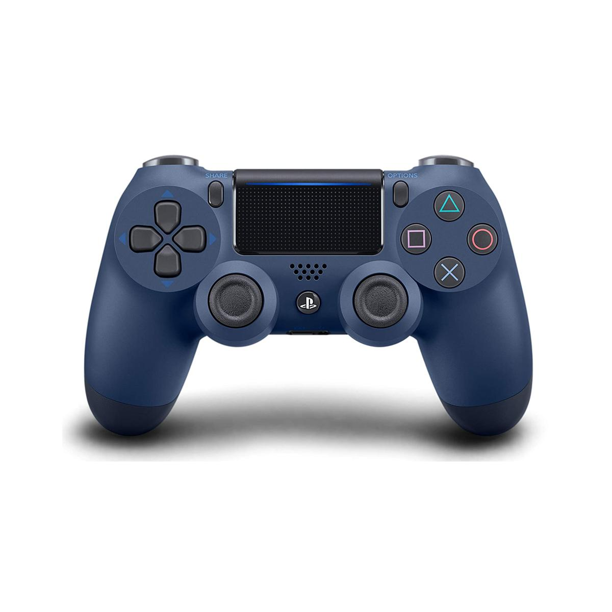 Sony PS4 Wireless Controller - Mid Night Blue