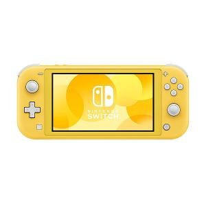 NINTENDO SWITCH LITE TRA YELLOW