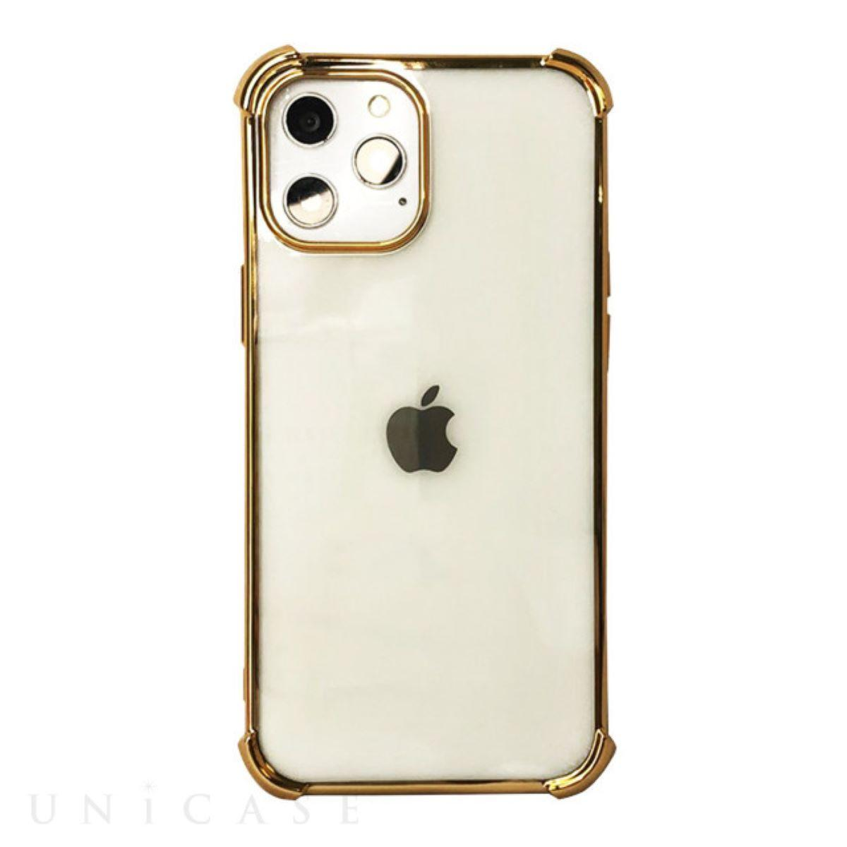 Devia Glitter Shockproof Case for iPhone 12 Pro Max - Gold