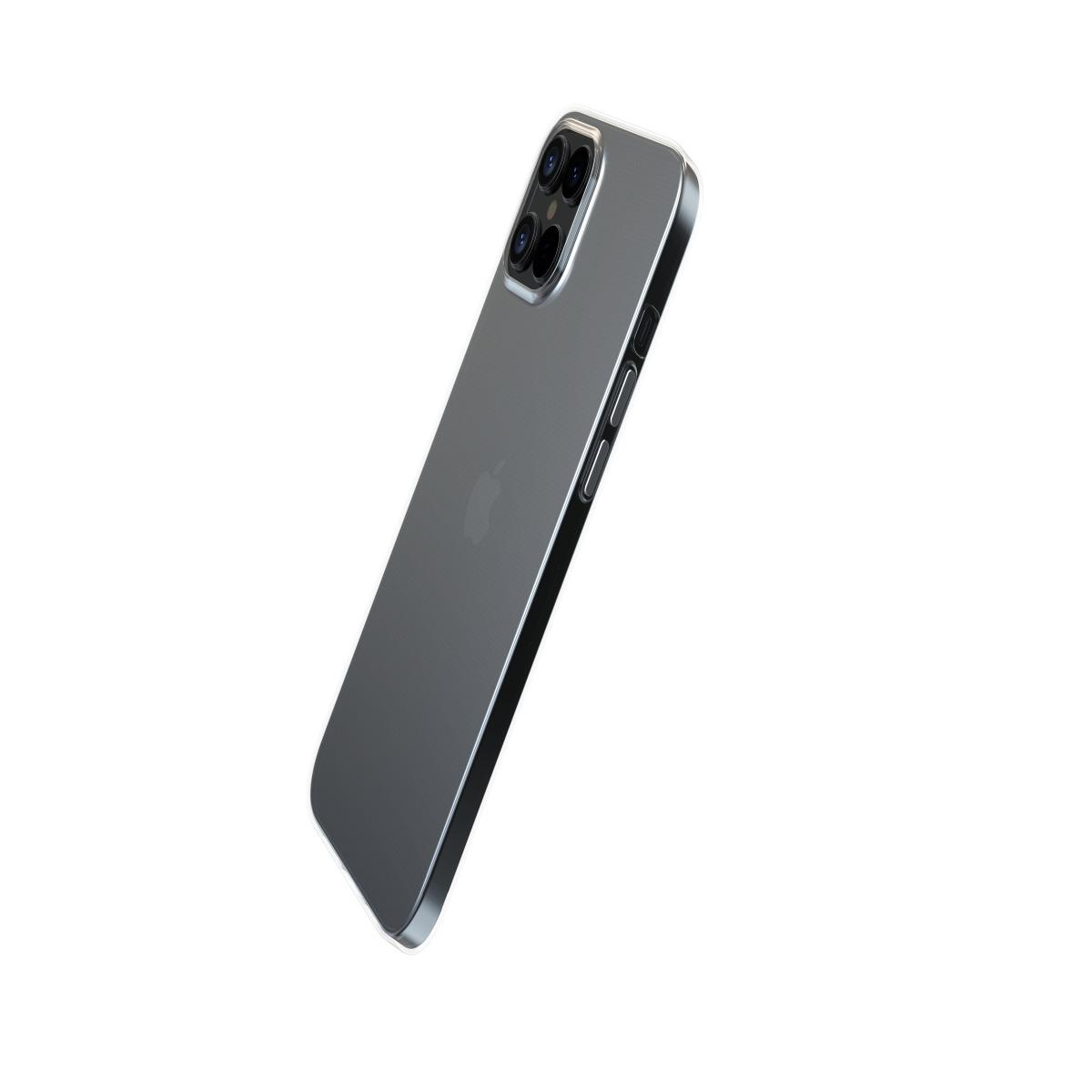 Devia Naked Case for iPhone 12 Pro - Crystal Clear