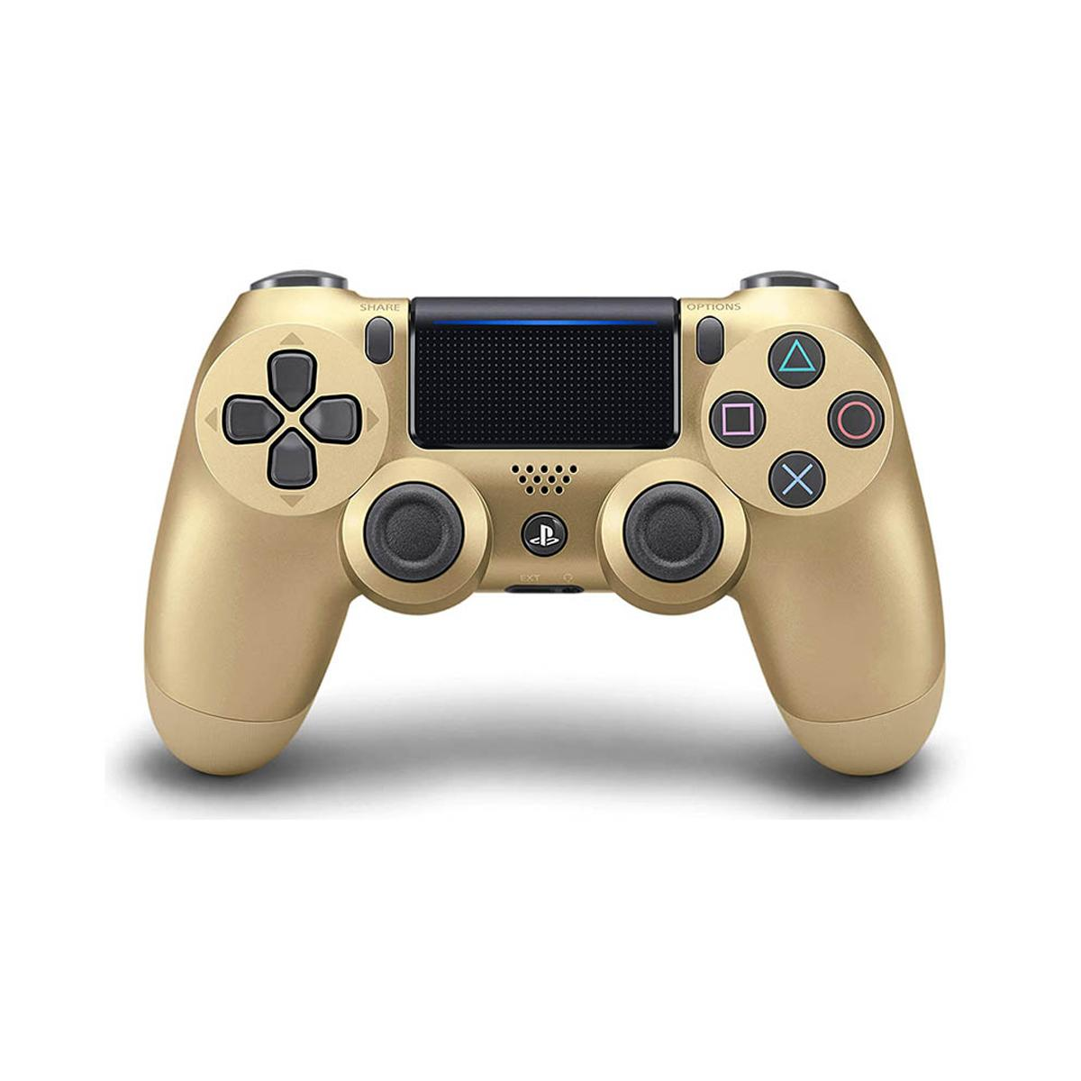 Sony PS4 Wireless Controller - Gold