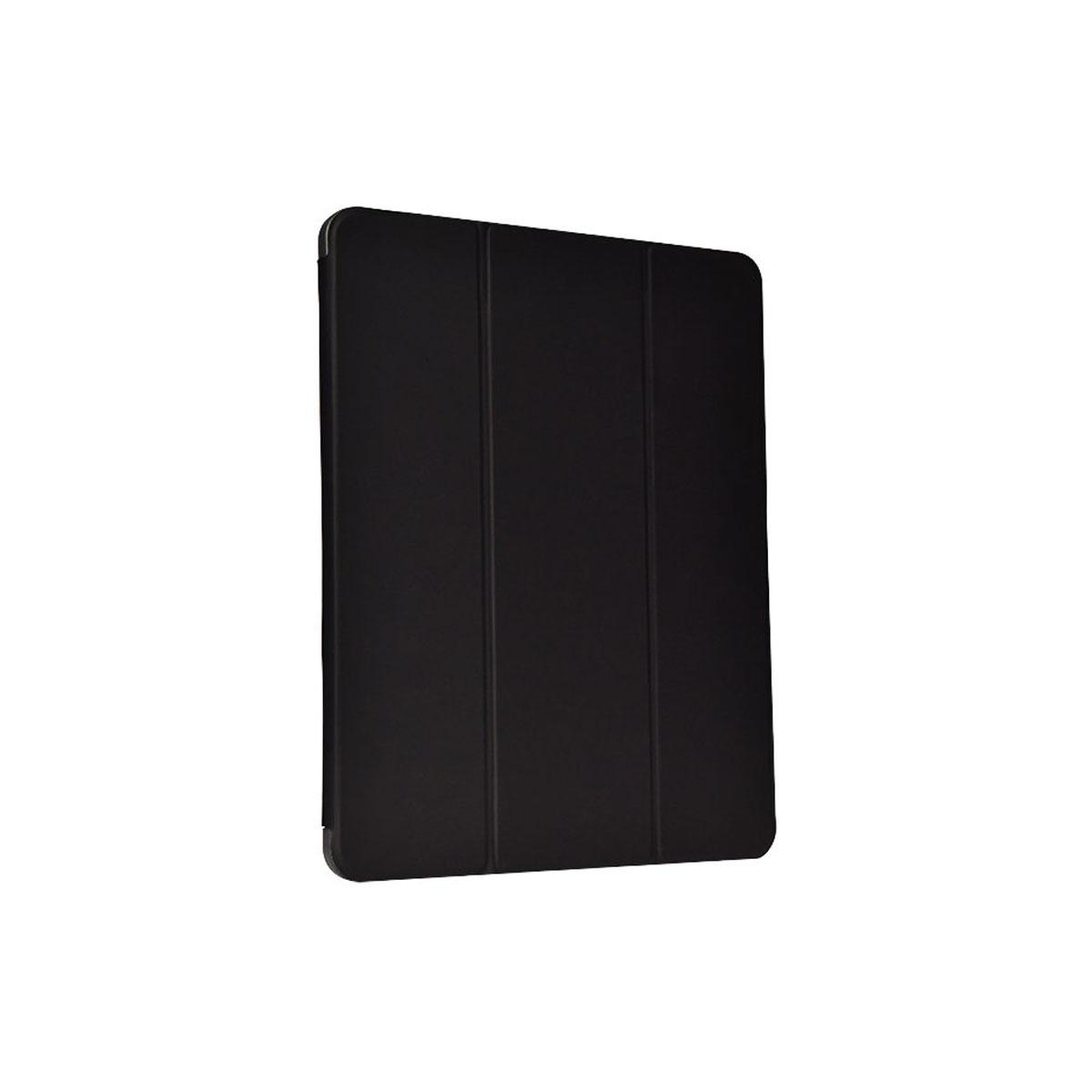 Devia iPad Air 4 10.9-inch Leather Case with Pencil Slot -Black
