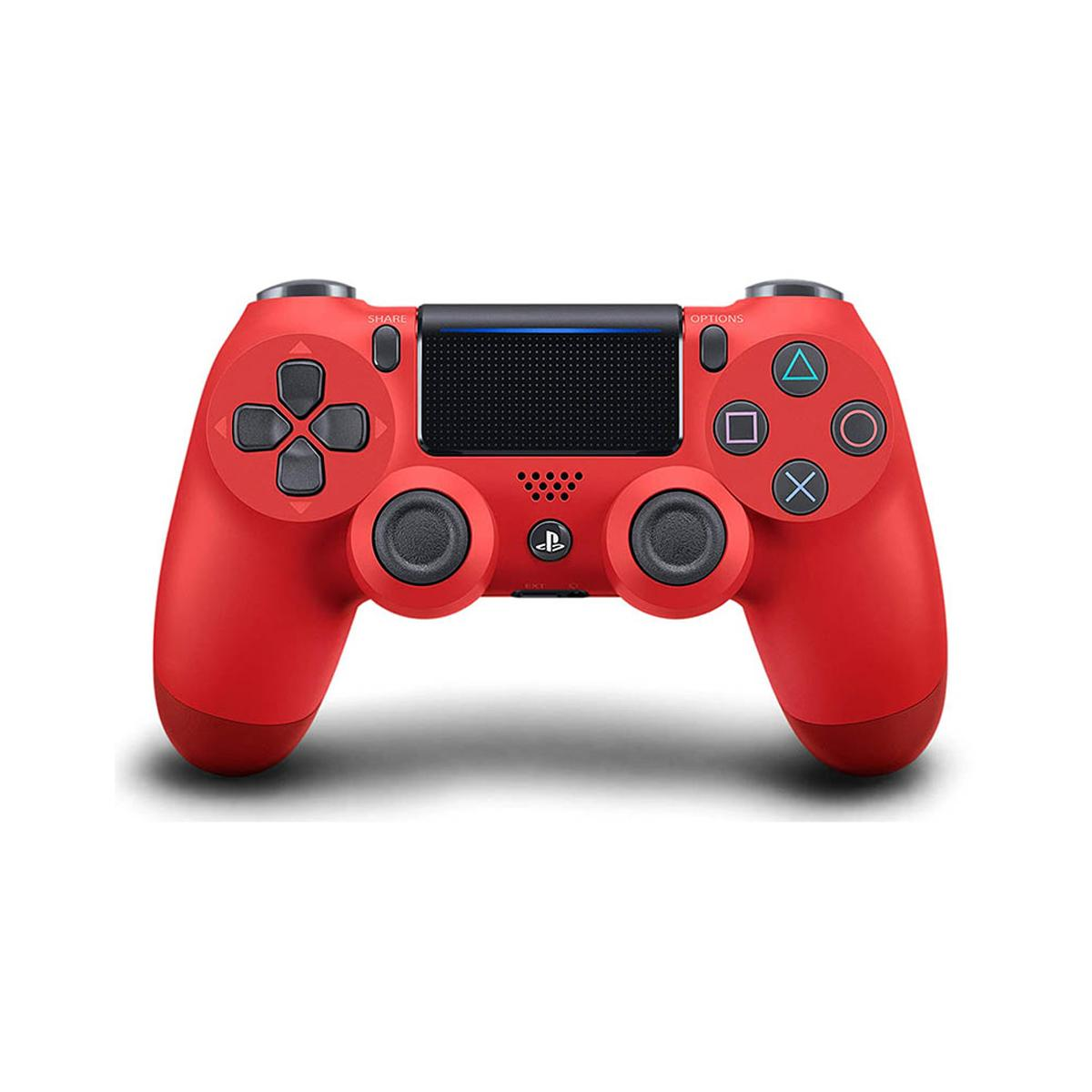 Sony PS4 Wireless Controller - Magma Red