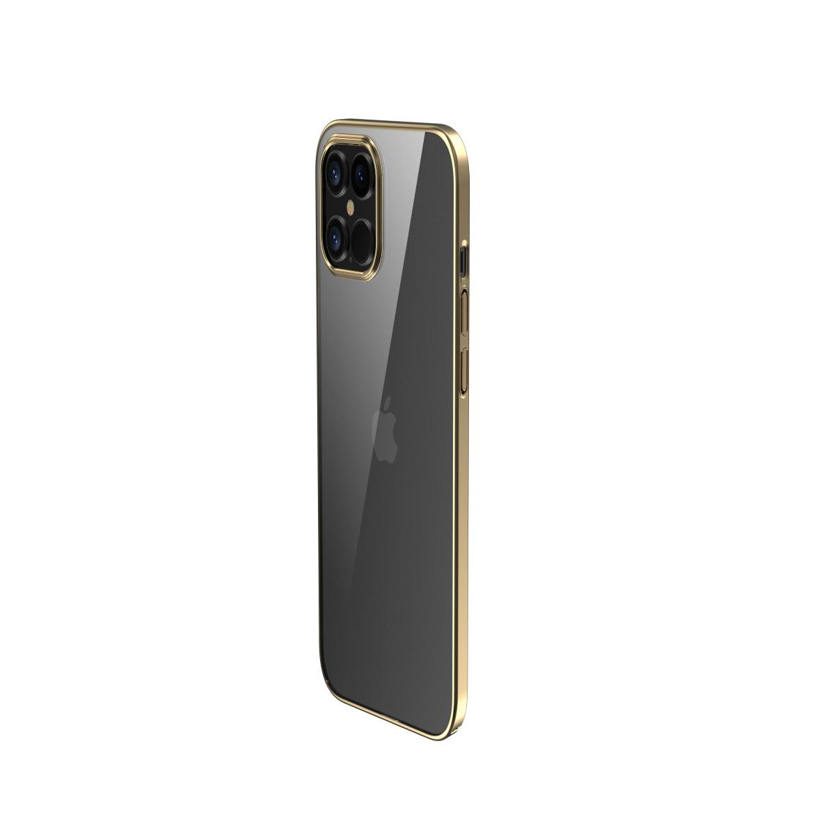 Devia Glimmer Case for iPhone 12 Pro - Gold