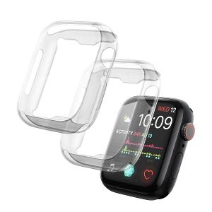 Green Guard Pro TPU Case With Glass 40mm