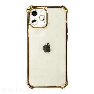 CASE FOR IPHONE 12 PRO  GOLD -DEVIA SOFT