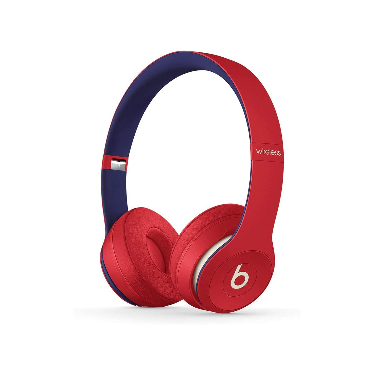 Beats Solo 3 Wireless Red