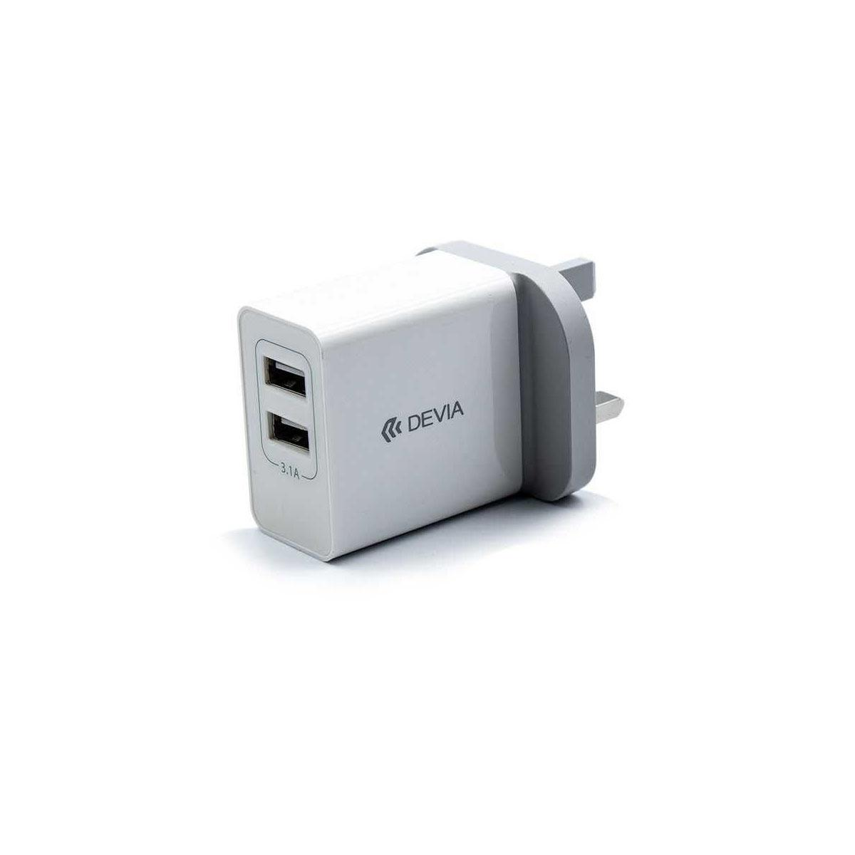 Devia Smart Series Wall Charger
