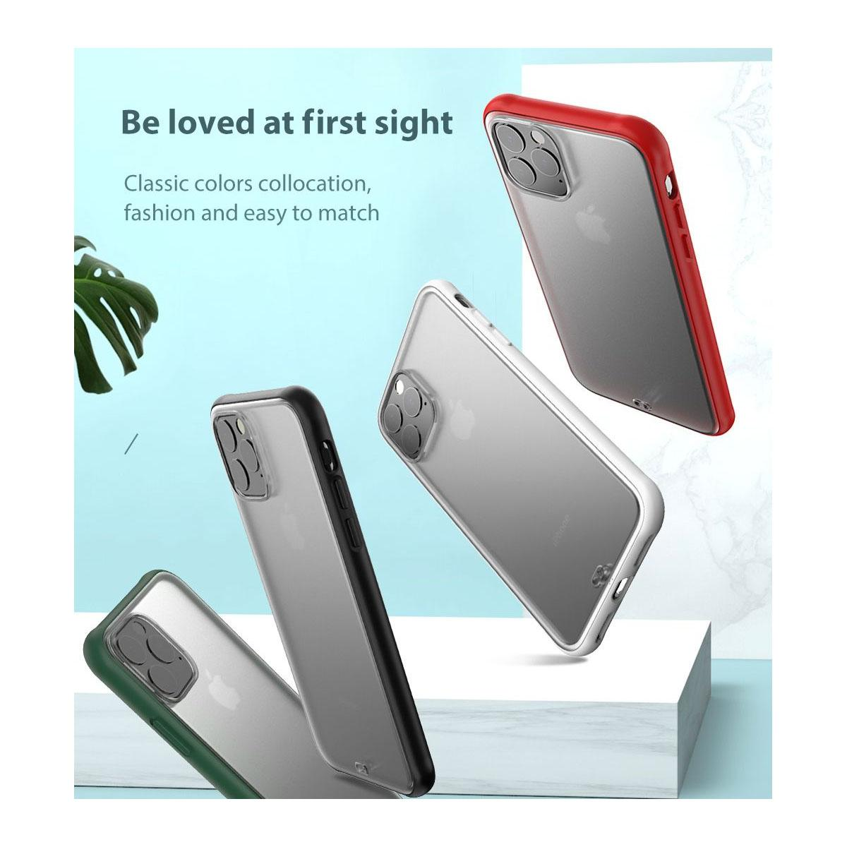 Devia Soft Case for iPhone 11 - Red